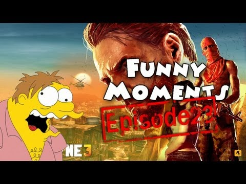 Funny Moments Episode 23: Max Payne 3