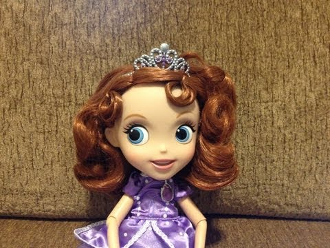 Disney Junior Sofia the First Singing Doll