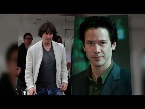 Keanu Reeves Appears to Show Weight Gain at Cannes - Splash News