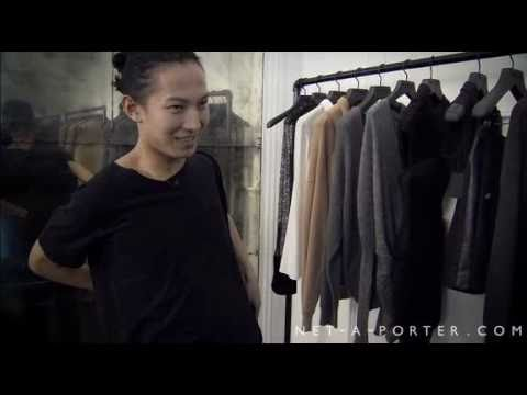 Alexander Wang Interview | NET-A-PORTER.COM