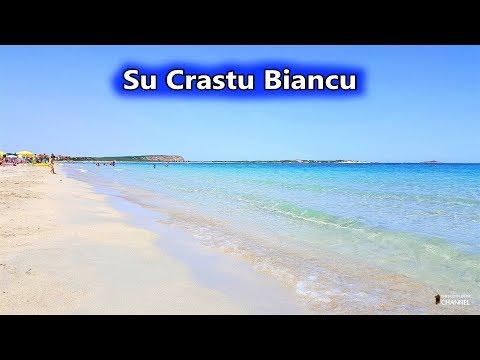 Spiaggia di Su Crastu Biancu a Sa Rocca Tunda ~ 30 Giugno 2018 | Viaggiare in Sardegna