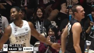 Japan B.League/Bリーグ All-Star Game 2017 Highlights | 日本籃球明星賽全場精華