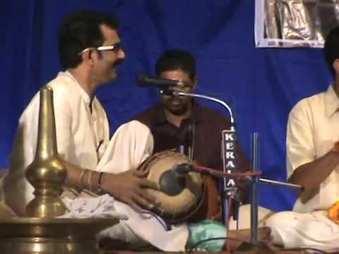 Mridamgam Thaniyavarthanam Changanassery T S Satheesh Kumar video