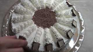 Торт Форе Блан