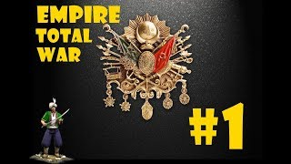 EMPİRE TOTAL WAR #1 - BU RUSLAR Bİ HARİKA