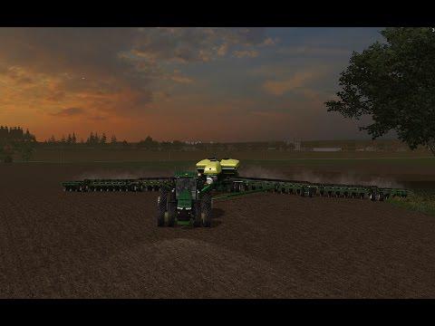 Farming Simulator 2015:  Spring is here!