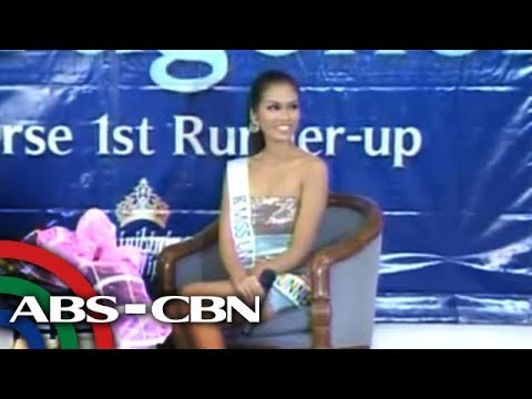 Q&A with Janine Tugonon in Manila