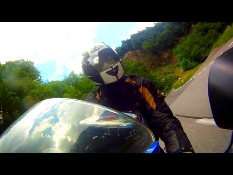 Alpine Summer - riding the best motorcycle roads