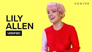 "Lily Allen ""Trigger Bang"" Official Lyrics & Meaning 