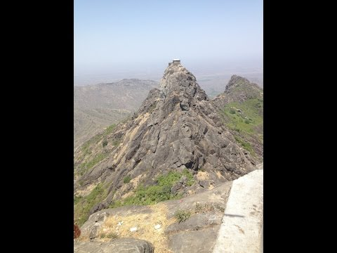 Climb of fire - the sacred peaks of Girnar
