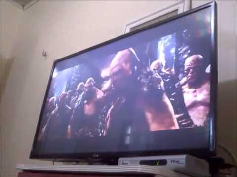 (RESOLVIDO) Smart TV LG 42ln5700 desligando e religando direto