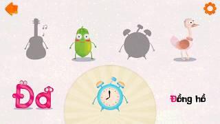 Trò chơi  xếp hình dành cho bé từ 1-5 tuổi |Game cho bé | Chung Trần