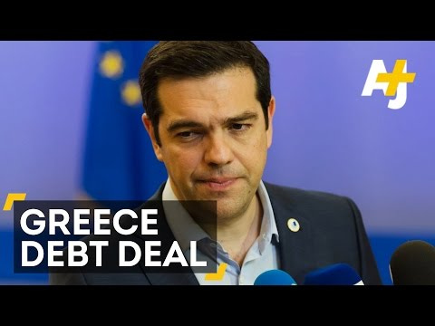 Greece Reaches Debt Deal With Eurozone Leaders