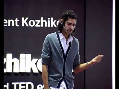 TEDxIIMKozhikode -Gaurav Kapur - Following your passion