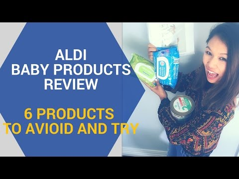ALDI Baby Products Review - Products I Swear By