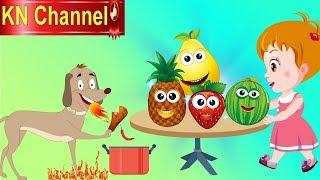 Hoạt hình KN Channel BÉ NA THI BẮT CHUỘT VỚI MÈO & CHÓ tập 5 | Hoạt hình Việt Nam | GIÁO DỤC MẦM NON