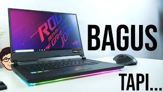 Laptop Gaming Layar 240Hz TIDAK BERGUNA Dari ROG ? | ROG Strix III Scar Edition (GL531GW)