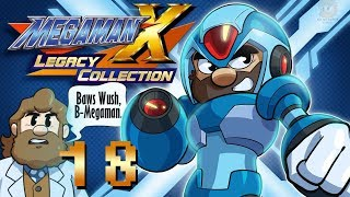 Mega Man X Legacy Collection Volume 1 X Challenge | Let's Play Ep. 18 | Super Beard Bros.