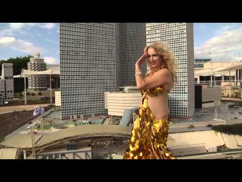 Bellydance In The holy Land-promo, 4th Habibi Ya Eini Festival, October 2013 video