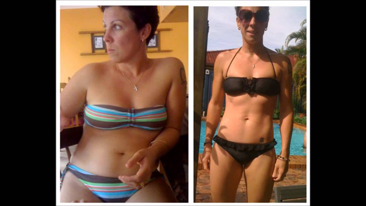 Zumba Fitness - Zumba Before & Afters - YouTube