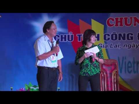 """Tiểu phẩm """"Ngồi mâm trên"""" của Nguyễn Văn Chạy- Công ty Cao su Lộc Ninh"""
