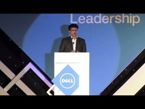 Winning Through Transformative Leadership - Mr. Sourav Ganguly