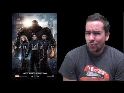 Fantastic Four - Film Review