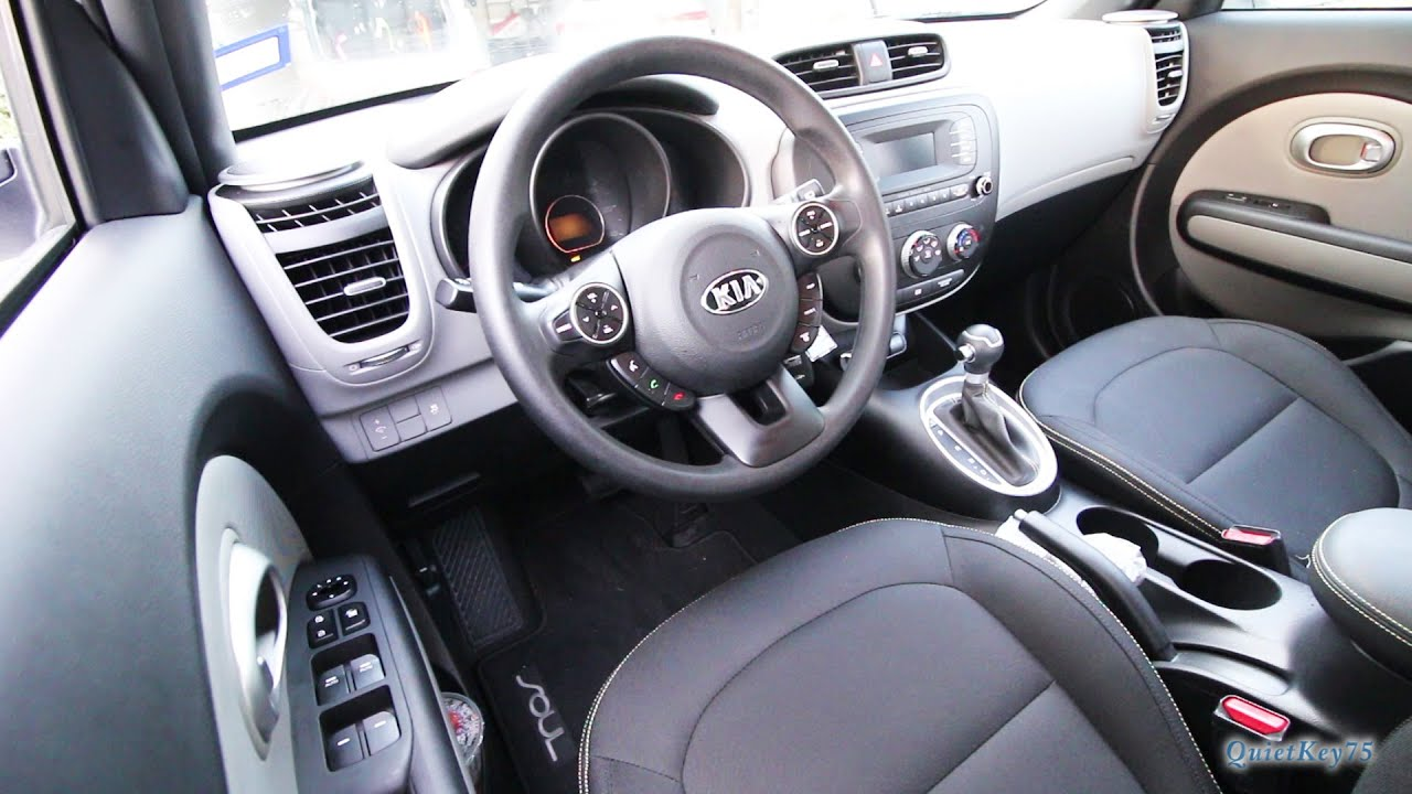 2015 kia soul in depth review inside and outside tour startup youtube