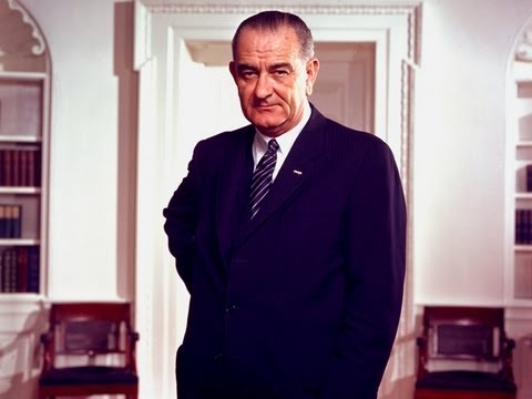 LBJ: The 36th President of the United States