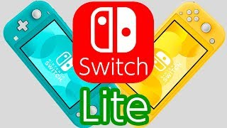 Nintendo Switch Lite in September, No Switch Pro in 2019!