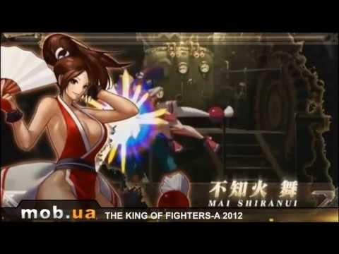 Обзор The King of Fighters-A 2012 для Android - mob.ua