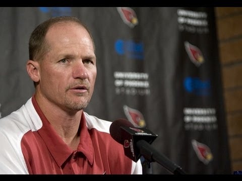 Arizona Cardinals fire Ken Whisenhunt and GM Rod Graves