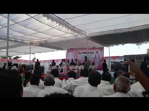 CM KCR Speech at JP Dargha...