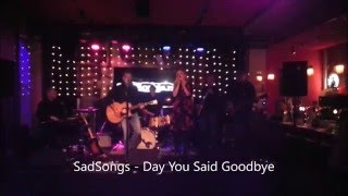 Watch Allison Moorer Day You Said Goodbye video