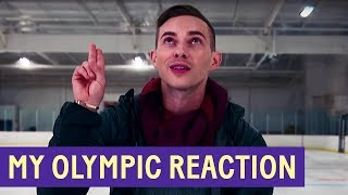 Reacting to the 2018 Winter Olympics | Adam Rippon