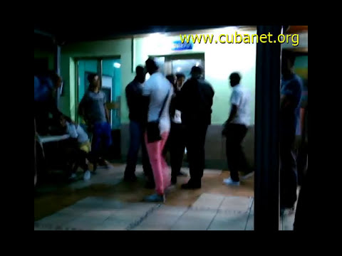 Vandalismo juvenil en Cuba