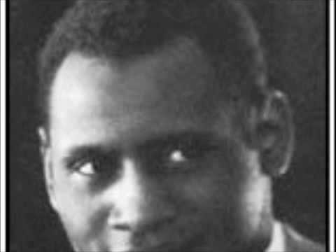 Sometimes I Feel Like a Motherless Child-Paul Robeson