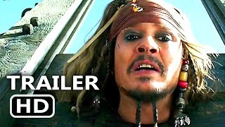 PIRATES OF THE CARIBBEAN 5 - Jack Imprisoned + Guillotine Clips (2017) Disney Movie HD