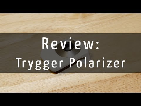 [Product Review]: Trygger Polarizer Lens Clip for iPhone 5
