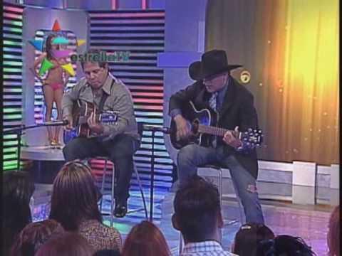 PANCHO BARRAZA EN ESTUDIO 2 ESTRELLA TV