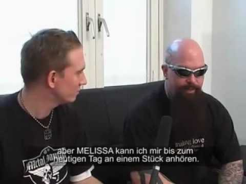 Interview Kerry King von Slayer......part one