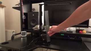 TaoTronics Elune TT-DL01 LED Desk Lamp Review - By TotallydubbedHD