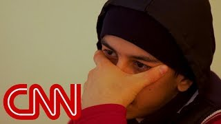 Child describes fighting on ISIS frontlines