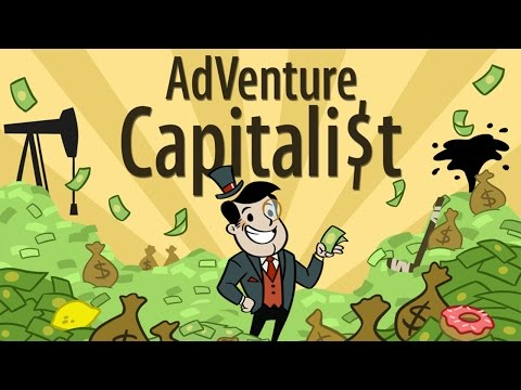 Adventure capitalist by kongregate launch trailer ios android