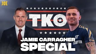 Jamie Carragher interview: Liverpool, 2005 UCL Final and Tony Bellew | TKO Carl Frampton | #13