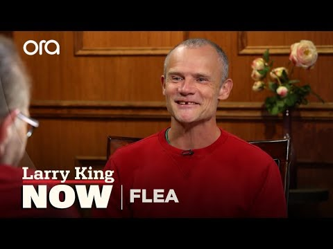 "Flea on ""Larry King Now"" - Full Episode in the U.S. on Ora.TV"