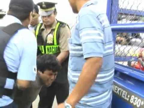 Persecusión y captura de Serenazgo de Surco