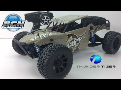 Thunder Tiger Jackal 1/10th 4wd Desert Buggy RTR - Unboxing