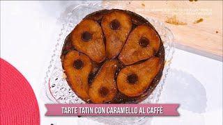 Tarte tatin con caramello al caffè - È sempre mezzogiorno 26/10/2021