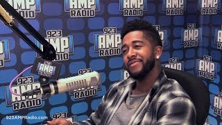Omarion Reacts To Chris Brown